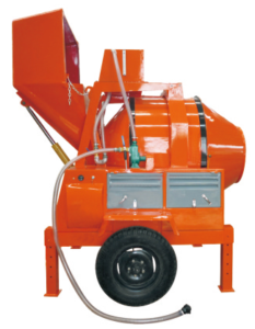 Concrete mixer indonesia