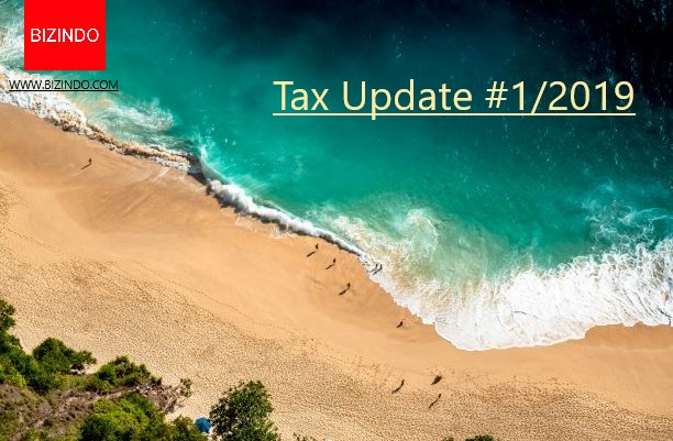 New rules related to filing tax returns (Distribution II of PER-02/PJ/2019) 与提交纳税申报相关的新规则