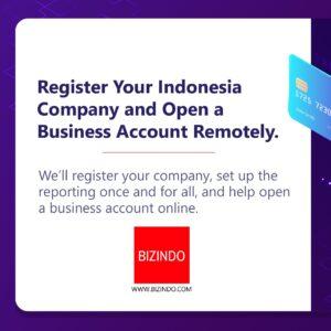 Indonesia Company Registration