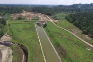 PUPR Ministry Builds Seven Strategic Irrigation Projects