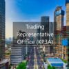 Trading Representative Office KP3A